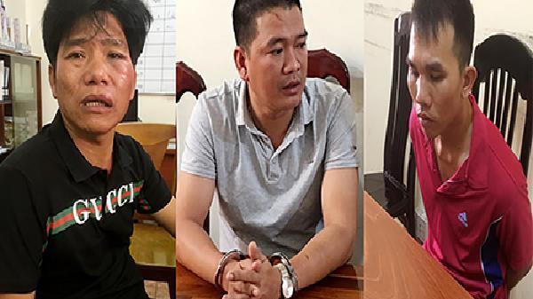 Nhóm cướp thùng vàng ở Phú Yên định thủ tiêu nhau