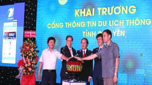 Phú Yên: Khai trương Cổng thông tin du lịch thông minh
