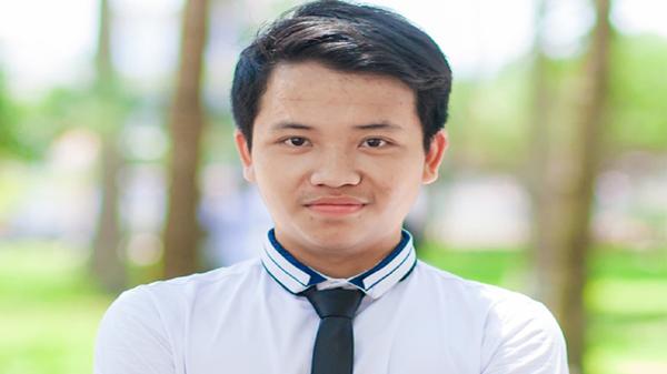 Phú Yên: Nguyễn Lê Hoàng Hiệu - học sinh giỏi tiêu biểu