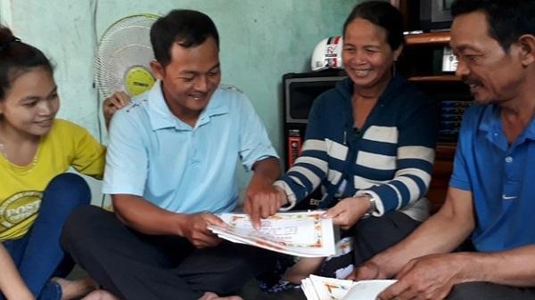 Phú Yên: Một gia đình dân tộc thiểu số hiếu học