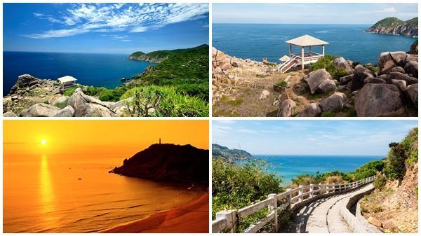 Ghé thăm Mũi Đại Lãnh - điểm đón ánh mặt trời đầu tiên trên đất liền tại Việt Nam