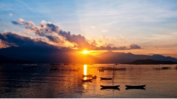 Phú Yên nằm trong top có đầm nước đẹp nhất Việt Nam