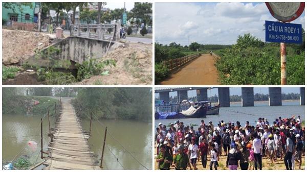 """Thực hư câu chuyện về những cây cầu """"ma ám"""" nổi tiếng ở Việt Nam"""