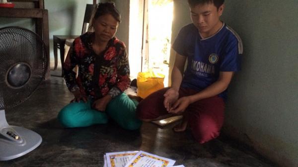 Phú Yên: Xót xa cảnh mẹ bệnh thận 15 năm nuôi con bệnh động kinh