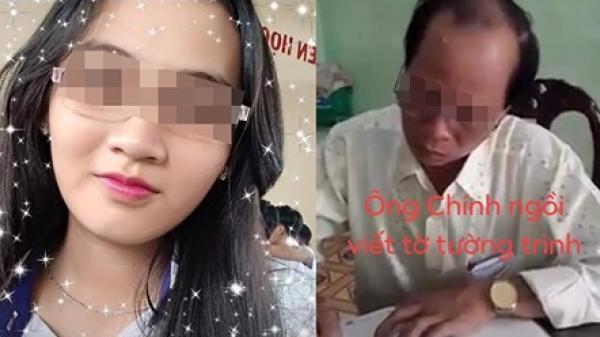 Thông tin mới nhất vụ thầy giáo 55 tuổi khiến nữ sinh lớp 10 m.ang b.ầu