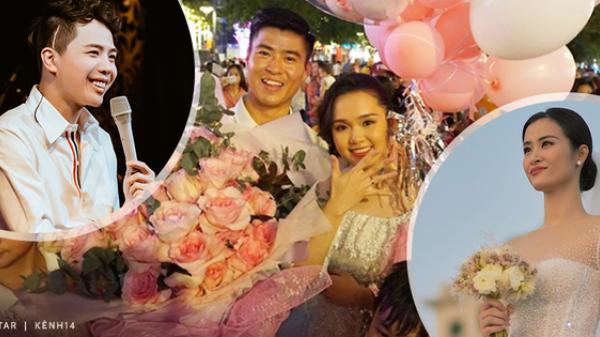 """Ra giêng Duy Mạnh cưới """"con gái tài phiệt"""": Trịnh Thăng Bình hát lễ, chọn váy cưới giống Đông Nhi hay Nhã Phương đây ta ơi?"""