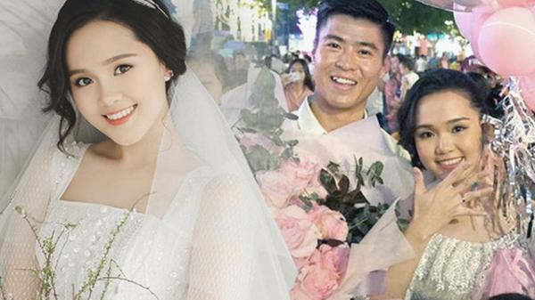 Quỳnh Anh lần đầu tiết lộ lí do 'say yes' trước lời cầu hôn của Duy Mạnh: Muốn cưới sớm vì cả hai đều không thích bay nhảy