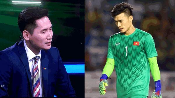 Sau 'phốt' đả kích Bùi Tiến Dũng tại SEA Games, BLV Quốc Khánh ghi điểm khi bình luận tích cực về trận thua của U23 Việt Nam