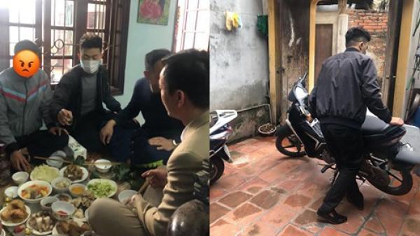 Phòng dịch Corona, thanh niên bị nhà gái đuổi về vì thiếu tôn trọng