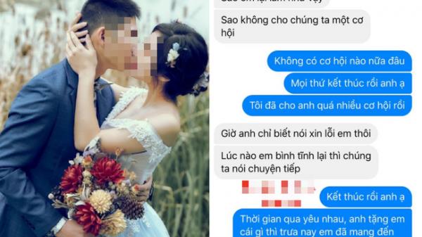 Chiêu cao tay của cô gái trẻ bóc mẽ sự thật về chồng sắp cưới và màn hủy hôn vào ngày mùng 3 Tết khiến gia đình chồng trở tay không kịp