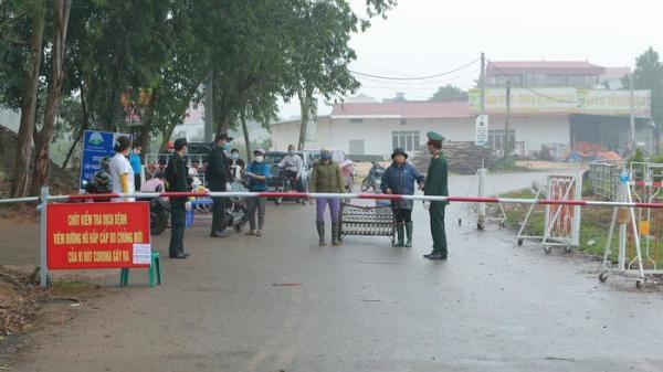 Nam thanh niên đi từ ổ dịch virus corona ở Vĩnh Phúc lên nhà bạn gái chơi ngày Valentine khiến 13 người bị cách ly
