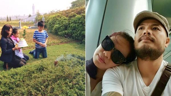 Gần 4 năm chồng mất, vợ cố nghệ sĩ Trần Lập: Mạnh mẽ nhìn các con lớn phổng phao, khổ bao nhiêu cũng đáng
