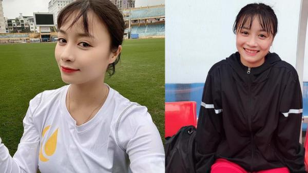 Hoàng Thị Loan lọt top 10 nữ cầu thủ xinh đẹp nhất châu Á, fan nam châu lục ngẩn ngơ vì con gái Việt Nam