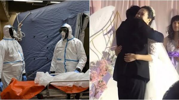 Bất chấp dịch bệnh, cặp vợ chồng vẫn tổ chức đám cưới mời 140 khách, khiến 31 người dương tính với virus
