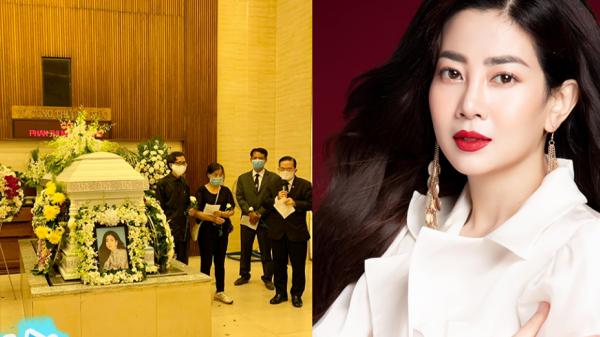 """Chuyện """"lạ"""" trong buổi đưa tang cố diễn viên Mai Phương, có hay không chuyện tâm linh?"""