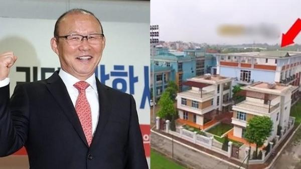 Chê thầy Park lương thấp, người Hàn câm nín khi thấy cơ ngơi của thầy tại Việt Nam