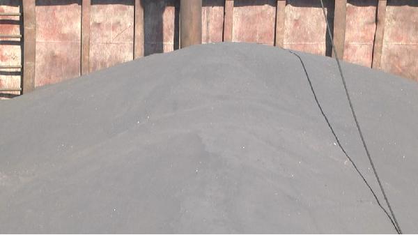 Bắt giữ tàu vận chuyển 3.000 tấn tinh quặng không nguồn gốc