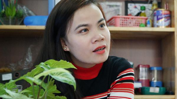 Lớp học đặc biệt của cô giáo Quảng Bình