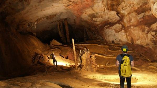 Quảng Bình: Phát hiện 58 hang động mới