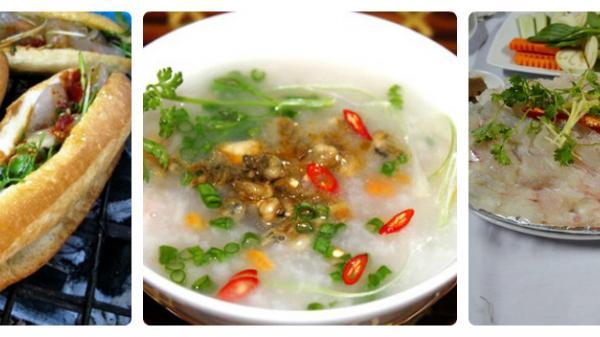 Du khách mê tít 5 món ăn đặc sản cứ tới là phải thử ở Quảng Bình