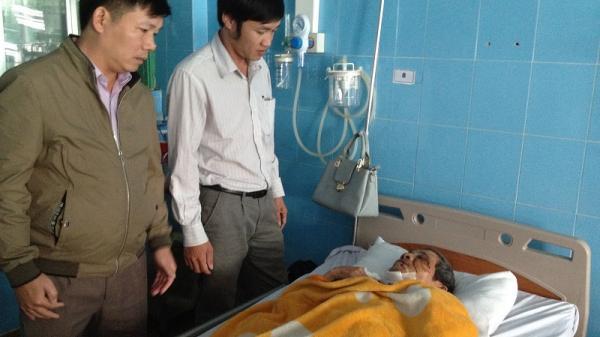 Vụ sập tường chợ Cộn ở Quảng Bình: Sức khỏe các nạn nhân dần ổn