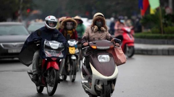 Không khí lạnh tăng cường, Bắc-Trung Bộ rét đậm trên diện rộng
