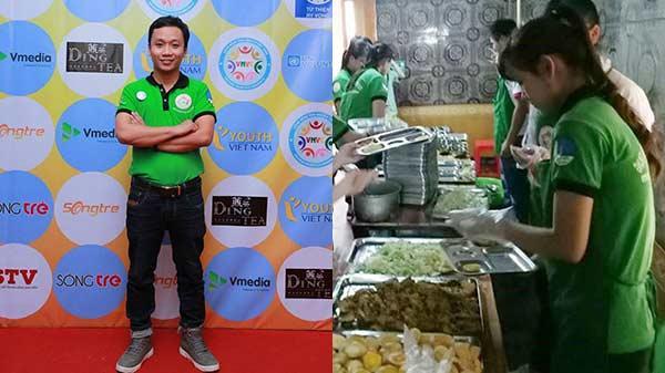 Chuyện xúc động về quán cơm 5.000 đồng duy nhất dành cho người nghèo ở Quảng Bình và tấm lòng của chàng trai 9X