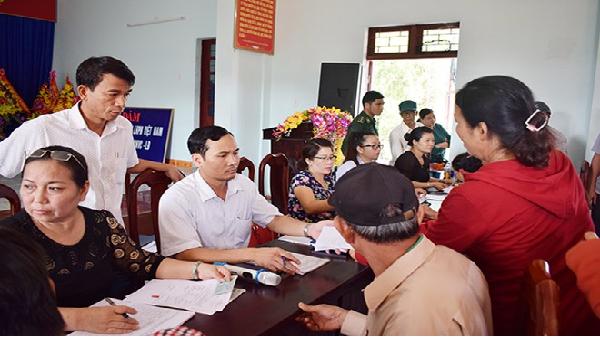 Quảng Bình đã giải ngân gần 2.100 tỷ đồng sau sự cố môi trường biển