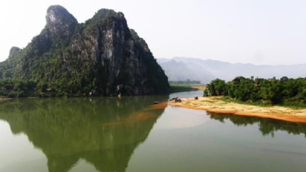 Phúc Sơn - ngọn núi nổi giữa cánh đồng và truyền thuyết ngàn năm về Ngọc Nữ Lâm Phong
