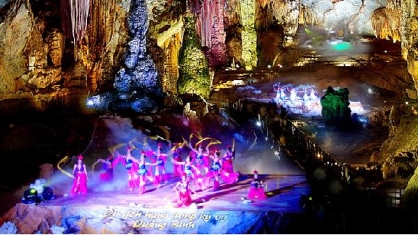 Chuỗi sự kiện nhân dịp lễ hội hang động Quảng Bình năm 2017