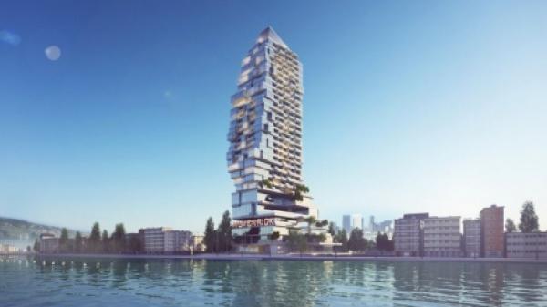 Quảng Bình: Nhà đầu tư lên kế hoạch xây dựng nhà phố kết hợp khách sạn 5 sao tại TP Đồng Hới