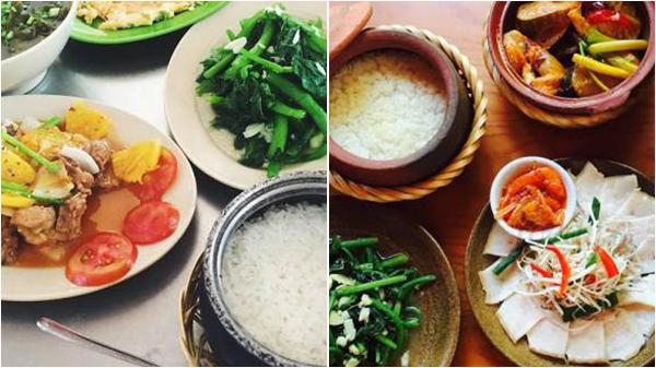 """GÓC QUÁN NGON """"CHÁY TÚI"""": Mách bạn 3 địa chỉ thưởng thức cơm niêu Quảng Bình """"chuẩn vị"""""""