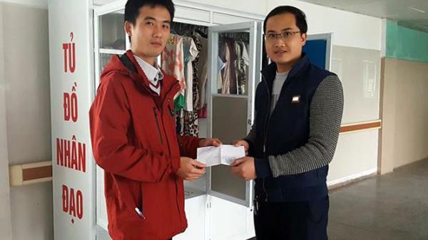'Tủ đồ nhân đạo' ở Bệnh viện hữu nghị Việt Nam - Cu Ba Đồng Hới