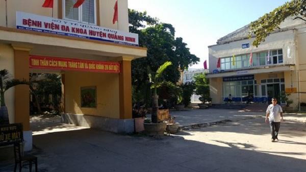 Bệnh viện Đa khoa huyện Quảng Ninh (Quảng Bình) xét tuyển viên chức sự nghiệp năm 2017