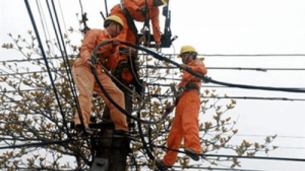 Quảng Bình: Nhiều địa phương bị cắt điện trong dịp Tết Dương lịch 2018