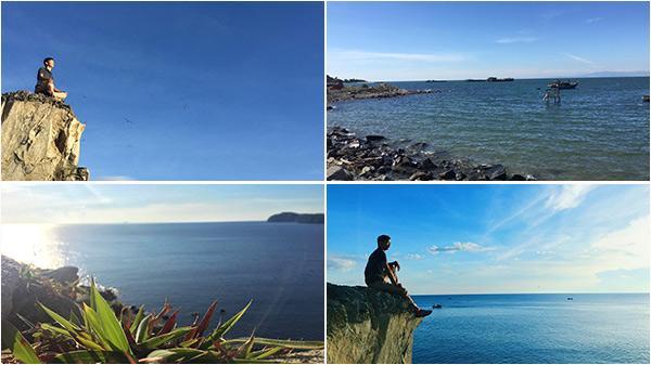 """Dân mạng chỉ điểm """"mỏm đá sống ảo"""" nhìn ra biển cực hot ở Quảng Bình"""