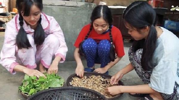 Teen Quảng Bình quay clip hài 'Phận làm con gái'