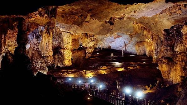 Ngày 17/6 sẽ khai mạc lễ hội hang động Quảng Bình