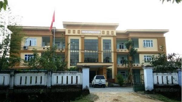 Quảng Bình: Nguyên giám đốc Trung tâm y tế huyện Tuyên Hóa bị kỷ luật