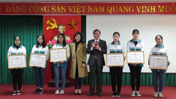 60 thí sinh Quảng Bình bước vào kỳ thi học sinh giỏi Quốc gia THPT năm học 2017-2018