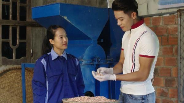 Quảng Bình: Tay trắng mở cơ sở ép 1.000 lít dầu lạc mỗi tháng