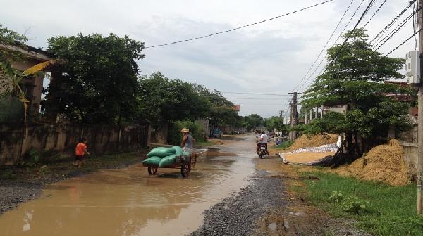 Quảng Bình: Vì đâu tỉnh lộ 564B xuống cấp nghiêm trọng từng ngày