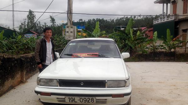 Chuyến xe nhân đạo đầy tình nghĩa của vợ chồng nghèo Quảng Bình