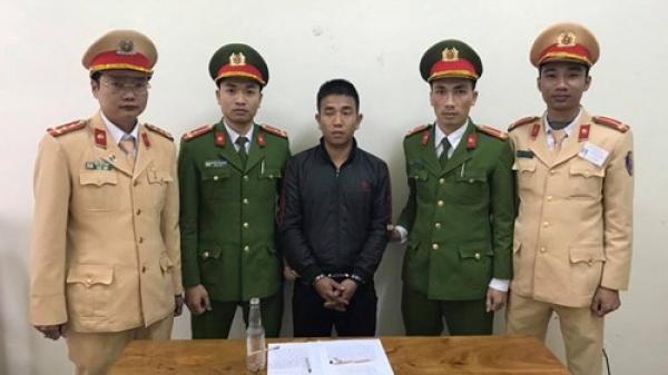 """Bắt giữ kịp thời tài xế trú ở Quảng Bình đang """"phê"""" ma túy khi điều khiển xe tải"""