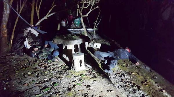 Quảng Bình: Trộm xong 4 con chó, 2 tên trộm gặp tai nạn bất tỉnh