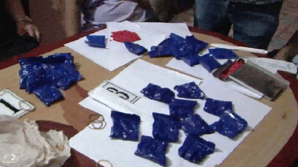 Phá đường dây ma túy cực 'khủng' tại Quảng Bình