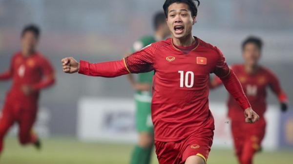 """U23 Việt Nam tạo """"địa chấn"""" với chiến thắng lịch sử trước U23 Iraq"""
