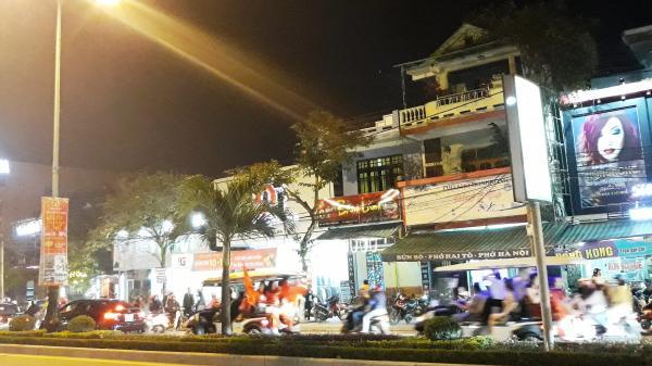 Hoạt động cổ vũ trận chung kết U23 châu Á 2018 tại Quảng Bình: Để niềm vui trọn vẹn