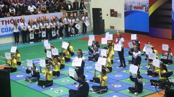 Ba đội xuất sắc lọt vào vòng chung kết cuộc thi 'Điểm đến An toàn 2018'