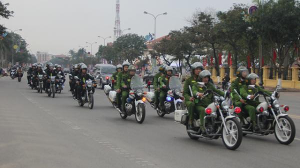Quảng Bình: 30 ngày ra quân, xử lý 67 kẻ phạm tội